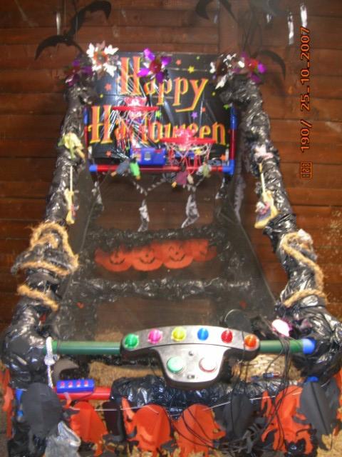 Il carretto degli orrori ricorrenze ed eventi speciali for Gonfiabili halloween